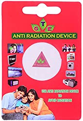 GTE Anti Radiation Sticker for Mobile Phones (Pink)