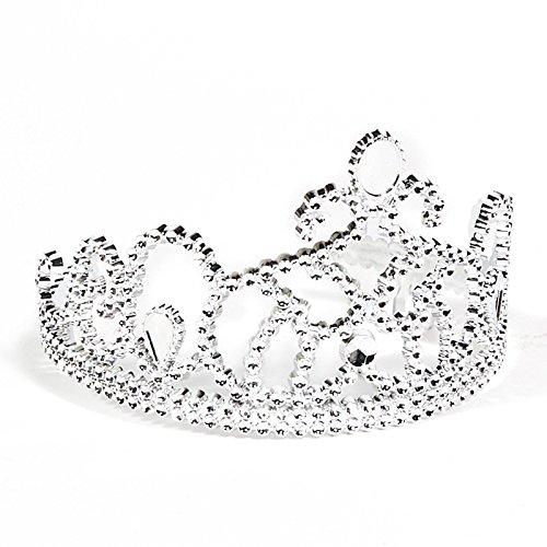 Silver Princess Tiara