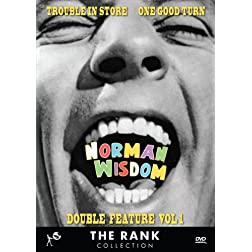 Norman Wisdom Double Feature Vol 1: Trouble In Store & One Good Turn