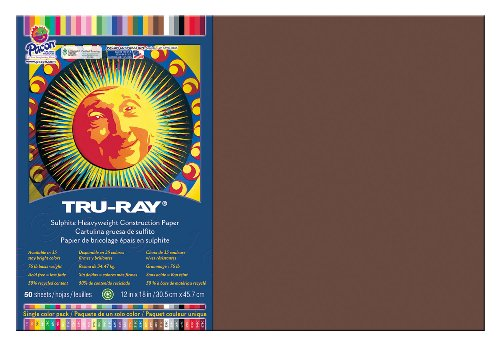 PAC103056 - Pacon Tru-Ray Construction Paper - 1