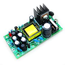 12V1A\5V1A Fully Isolated Switch Power Module AC-DC Module 220V to 12V 5V Dual Output