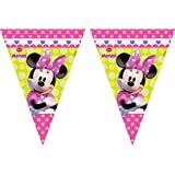 Disney 2.3m Minnie Mouse Flag Banner