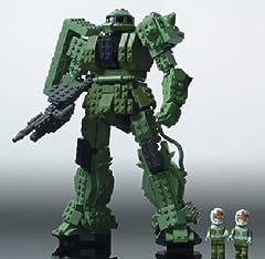 メガブロック MS-06F ザク2