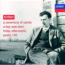 "Britten: Songs from ""Friday Afternoons"", Op.7 - Cuckoo!"
