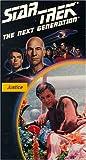 echange, troc Star Trek Next 9: Justice [VHS] [Import USA]