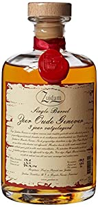 Zuidam Oude Genever 3 Year Old Single Barrel Gin 50 cl
