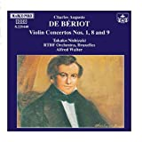 BERIOT: Violin Concertos Nos. 1, 8 and 9
