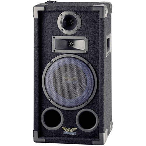 Amazon.com: Jensen JP1200 3-Way Bass Reflex Speaker Pair