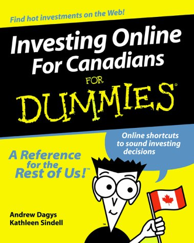 Investing Online for Canadians For Dummies