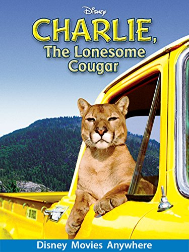 Amazon Com Charlie The Lonesome Cougar Ron Brown Brian