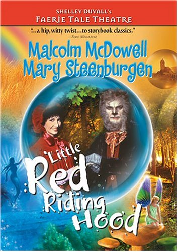 Faerie Tale Theatre: Little Red Riding Hood [DVD] [Import]