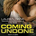 Coming Undone: Brown Family, Book 2 (       UNABRIDGED) by Lauren Dane Narrated by Lucy Rivers