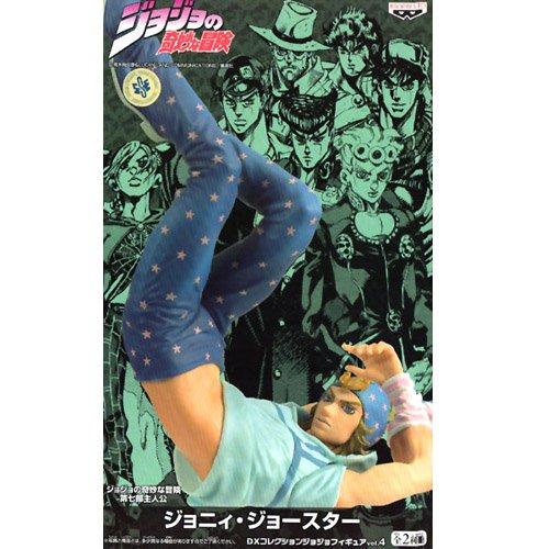 DXコレクション ジョジョフィギュアvol.4 ジョニィ・ジョースター 【ジョジョの奇妙な冒険 第7部 スティール・ボール・ラン】