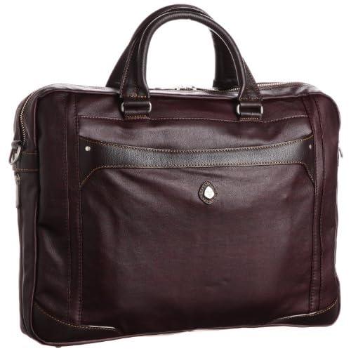 [ウルティマ トウキョウ] ultima tokyo varietas クラウディオ ビジネスバッグ(B4サイズ・1気室・PCポケット付き・エキスパンダブル仕様) 48204 08 (ブラウン)