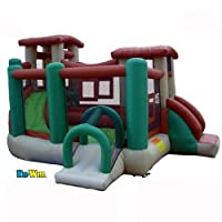 Kidwise Clubhouse Inflatable Bounce House from KidWise Outdoor Products, Inc.