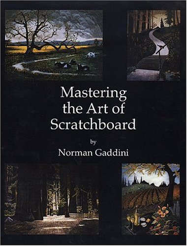 Mastering the Art of Scratchboard