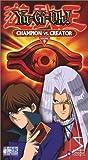 echange, troc Yu-Gi-Oh: Champion Vs Creator [VHS] [Import USA]