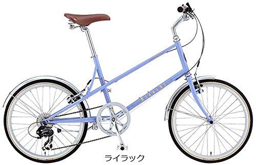 Bianchi(ビアンキ) Mini Velo 7 Lady(ビアンキ ミニベロ7 レディ)2016年モデル