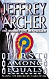 First Among Equals (0006478689) by Jeffrey Archer