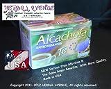 MADE IN USA - NEW TEA Alcachofivida Box with 30 tea bags - NUEVO TEA Alcachofivida Caja Con 30 sobres de te