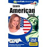 Talk Now! Learn American. CD-ROM: Essential Words and Phrases for Absolute Beginnersby EuroTalk
