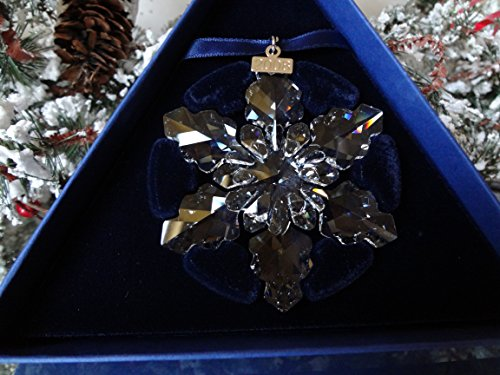 Swarovski-2008-Annual-Full-Size-Snowflake-Christmas-Ornament