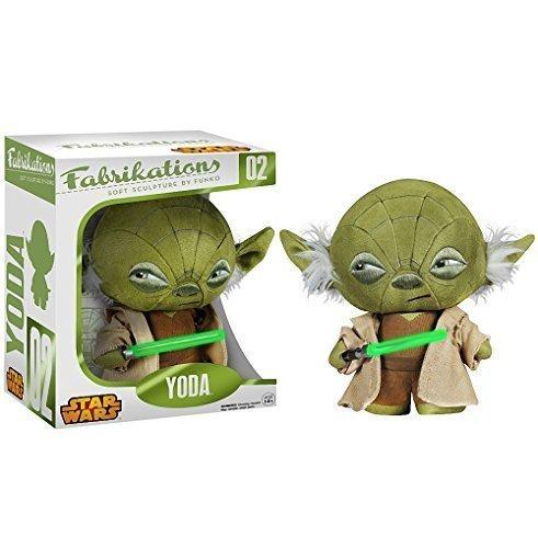 Star Wars - Yoda: Funko Fabrikations x Star Wars Figure