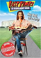 Fast Times at Ridgemont High [Edizione: Germania]
