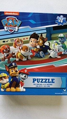 Paw Patrol Jigsaw Puzzle - 24 Pc
