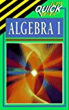 img - for Algebra I (Cliffs Quick Review) book / textbook / text book