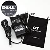 Bundle: 3 items- Adapter/Cable/Pouch Dell Vostro 3500 Laptop AC Adapter Charger : Dell P/N: PA-10 PA10 90w 90watt...