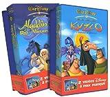 echange, troc Aladdin et le roi des voleurs / Kuzco, l'empereur mégalo [VHS]