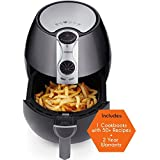 Air Fryer By Cozyna, Low Fat Healthy And Multi Cooker With Rapid Air Circulation System, 3.2 L With 2 E-cookbooks...