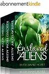 Alien Romance Box Set: Eblian Mates C...