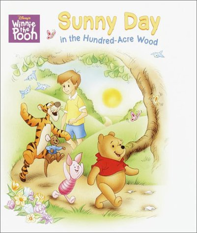 Sunny Day in the Hundred-Acre Wood (Super Tab Books)