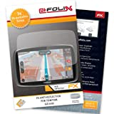AtFoliX FX-Antireflex screen-protector for TomTom GO 600 (3 pack) - Anti-reflective screen protection!