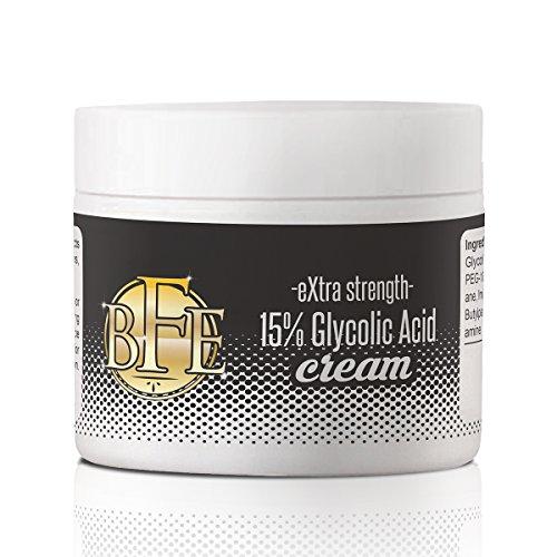 Glycolic Acid 15% Anti-Wrinkle Cream- Ex
