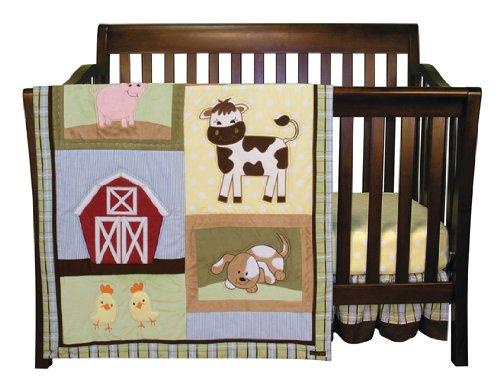 Space Crib Bedding