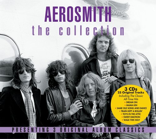 Aerosmith - Collections - Zortam Music