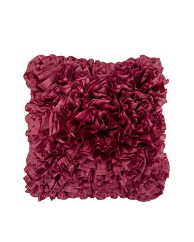 Surya Pillow, Dark Red