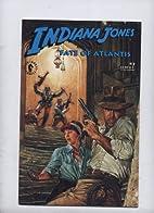 Indiana Jones Fate of Atlantis #3 by Hal…
