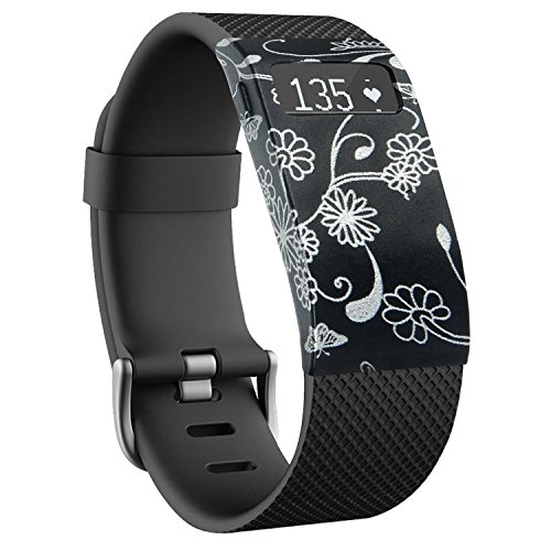 digihero-band-cover-for-fitbit-charge-fitbit-charge-hr-vibrant-soft-slim-designer-sleeve-band-cover-