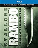 Image de Rambo: The Complete Collector's Set (First Blood / Rambo: First Blood Part II / Rambo III / Rambo) [