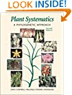 Plant Systematics: A Phylogenetic Approach with CDROM