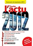 Toute l'actu 2012 Concours et examens 2013