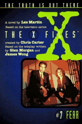 X Files #07 Fear (X Files Middle Grade) PDF