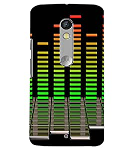 MOTOROLA MOTO X PLAY MUSIC BEATS Back Cover by PRINTSWAG