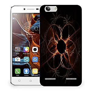 Snoogg Hold My Hand Designer Protective Phone Back Case Cover For Lenovo K5 Vibe