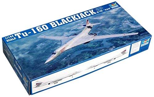 Trumpeter 1:144 - Tupolev Tu-160 Blackjack