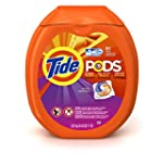 Tide Pods Laundry Detergent Packs Tub...